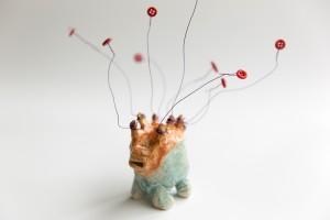 klei fluitje creativiteit verbinden materialen