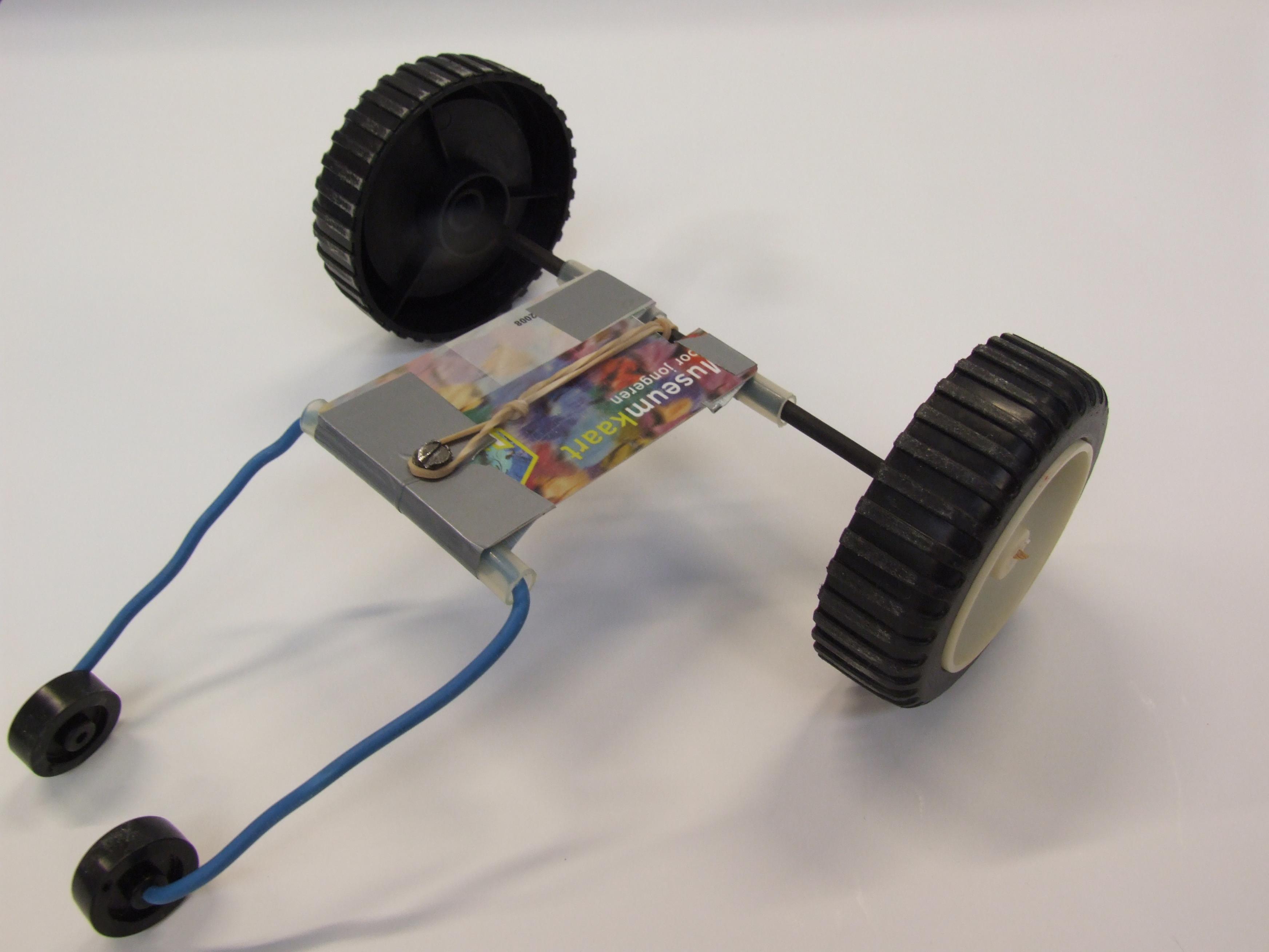 -Uitvinden/ techniek kinderen